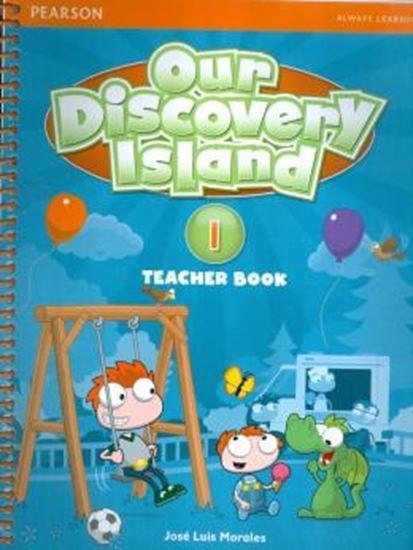 Picture of OUR DISCOVERY ISLAND TEACHER BOOK 1 ENGLISH PACK (TB + WORKBOOK + ONLINE ACCESS CODE + MULTIROM)
