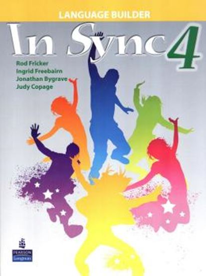 Picture of IN SYNC 4 WORKBOOK