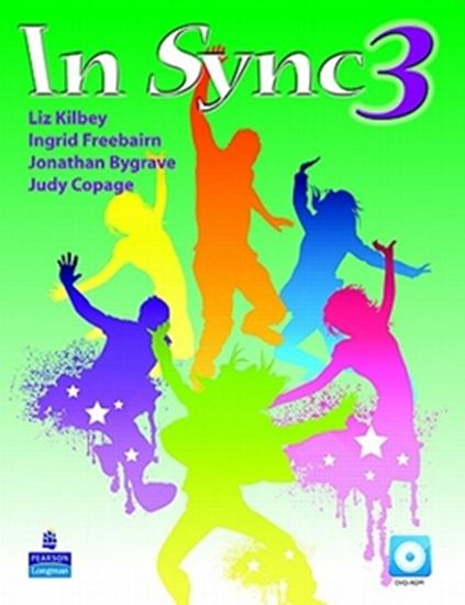 Picture of IN SYNC 3 STUDENT´S BOOK WITH CD-ROM