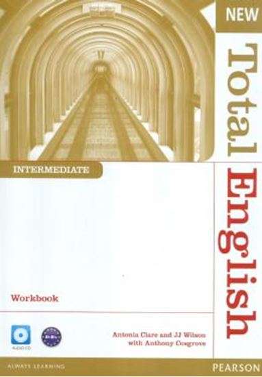 Picture of NEW TOTAL ENGLISH INTERMEDIATE WB WITHOUT KEY AUD CD