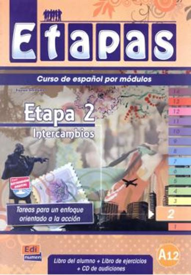 Picture of ETAPAS ETAPA 2 - A1.2 - ALUMNO + CD