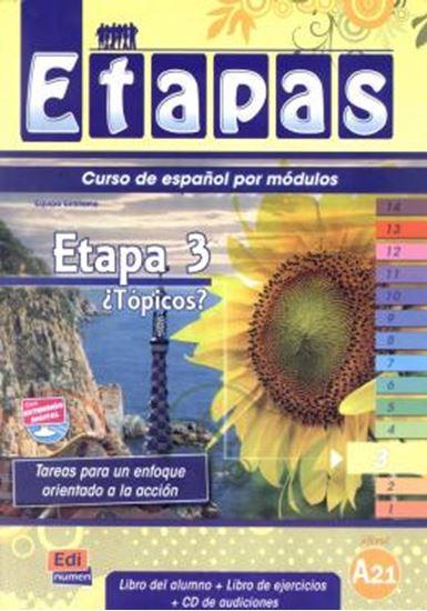 Picture of ETAPAS ETAPA 3 - A2.1 - ALUMNO + CD