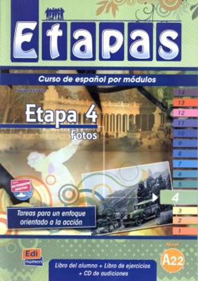 Picture of ETAPAS ETAPA 4 - A2.2 - ALUMNO + CD