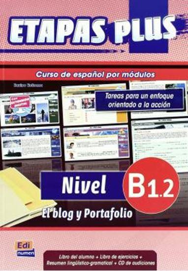 Picture of ETAPAS PLUS B1.2 - LIBRO DEL ALUMNO CON CD
