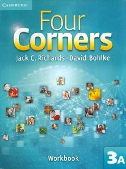 Picture of FOUR CORNERS LEVEL 3 WORKBOOK A