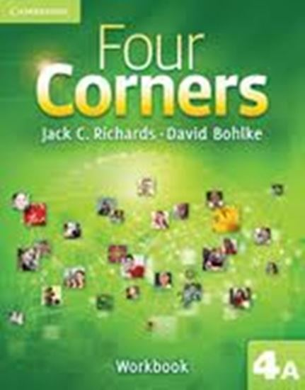 Picture of FOUR CORNERS LEVEL 4 WORKBOOK A