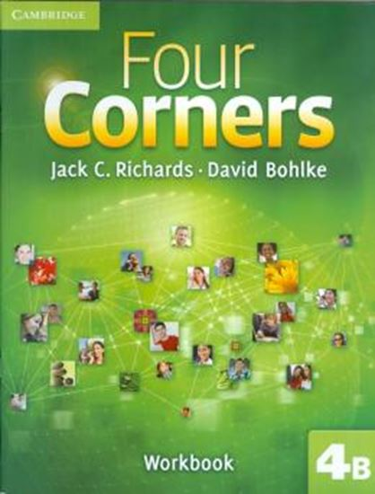 Picture of FOUR CORNERS LEVEL 4 WORKBOOK B