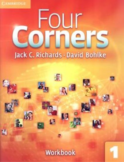 Picture of FOUR CORNERS 1 WORKBOOK