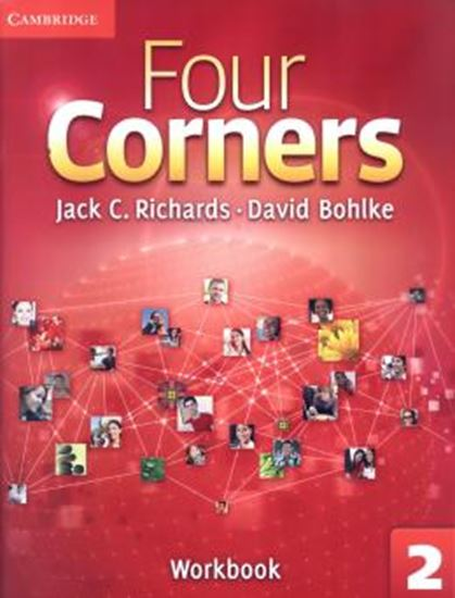 Picture of FOUR CORNERS LEVEL 2 WORKBOOK