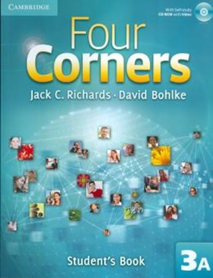 Picture of FOUR CORNERS LEVEL 3 STUDENT´S BOOK A WITH SELF-STUDY CD-ROM