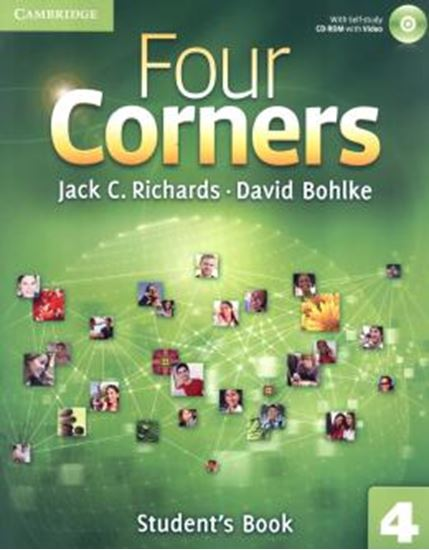 Picture of FOUR CORNERS LEVEL 4 STUDENT´S BOOK WITH SELF-STUDY CD-ROM