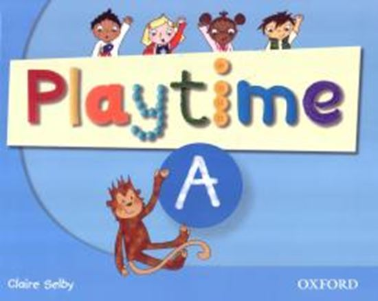Picture of PLAYTIME CLASS BOOK A