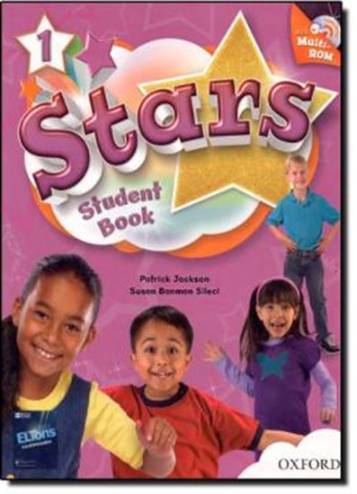 Picture of STARS 1 STUDENT´S BOOK WITH MULTIROM PACK