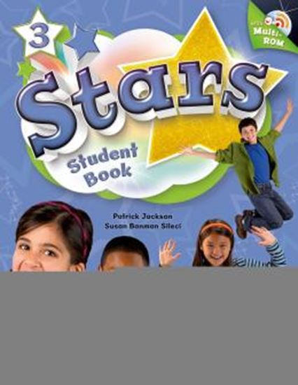 Picture of STARS 3 STUDENT´S BOOK WITH MULTIROM PACK