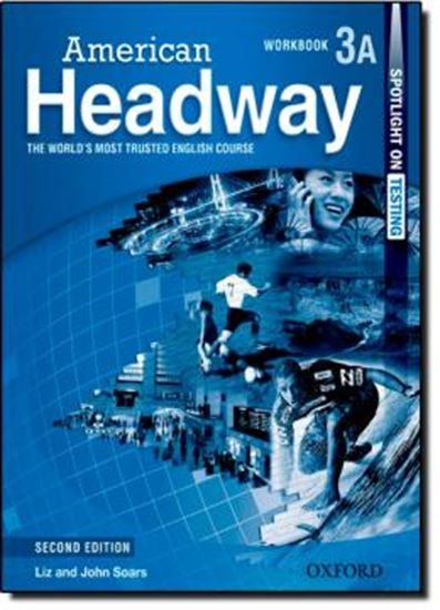 Picture of AMERICAN HEADWAY 3A WB - SECOND EDITION