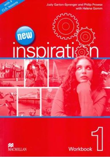 Picture of NEW INSPIRATION 1 - WORKBOOK