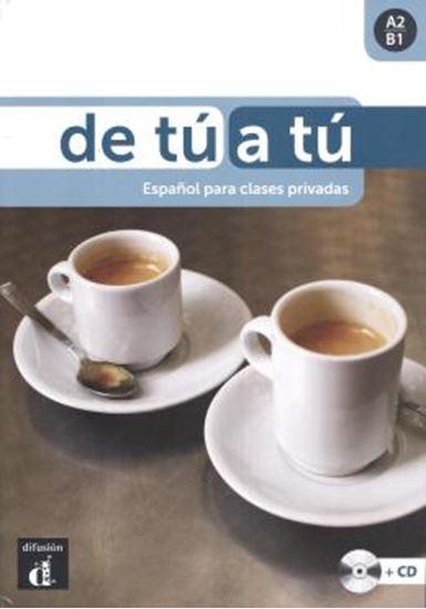 Picture of DE TU A TU - LIBRO DEL ALUMNO + CD