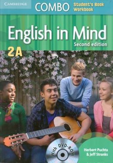 Picture of ENGLISH IN MIND LEVEL 2 COMBO A WITH DVD-ROM SECOND EDITION