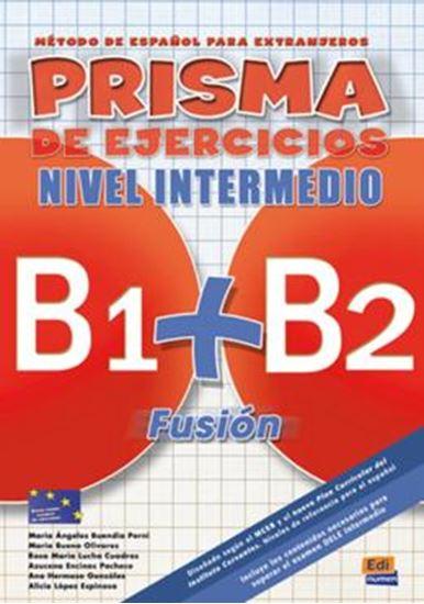 Picture of PRISMA NIVEL INTERMEDIO B1 + B2 LIBRO DEL ALUMNO FUSION