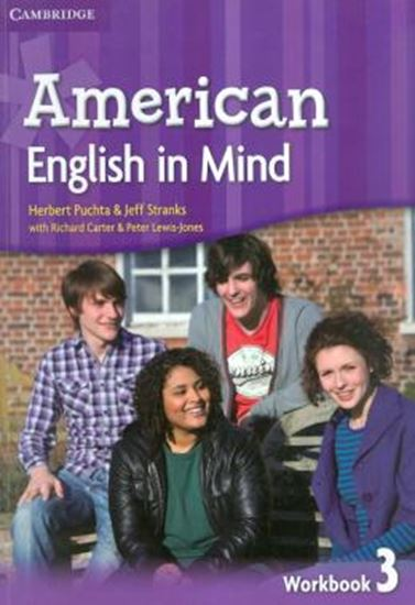 Picture of AMERICAN ENGLISH IN MIND 3 WORKBOOK