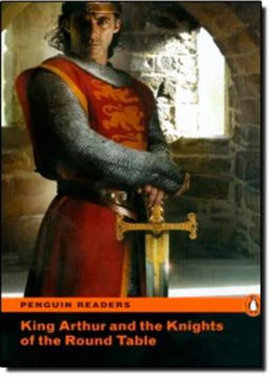 Picture of KING ARTHUR THE KNIGHTS OF THE ROUND TABLE BOOK & MP3 PACK