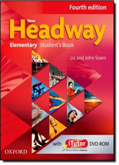 Picture of NEW HEADWAY ELEMENTARY SB AND ITUTOR PACK- 4TH ED