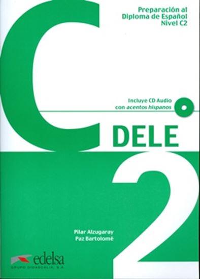 Picture of PREPARACION AL DIPLOMA - DELE C2 SUPERIOR LIBRO + CD - NUEVA EDICION