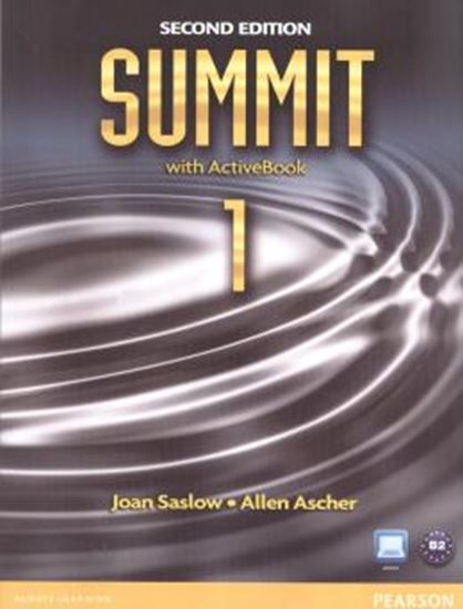 Picture of SUMMIT 1 STUDENT´S BOOK WITH ACTIVE BOOK CD ROM - SECOND EDITION