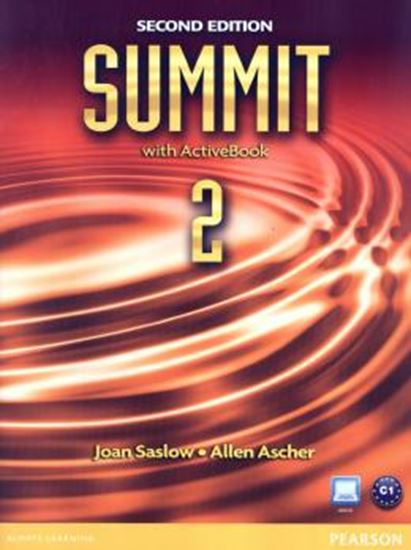 Picture of SUMMIT 2 SB - WITH ACTIVE BOOK CD-ROM - 2ND ED