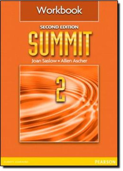 Picture of SUMMIT 2 WORKBOOK - SECOND EDITION