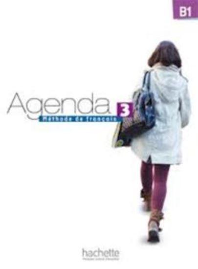 Picture of AGENDA 3 LIVRE DE L´ELEVE + DVD-ROM