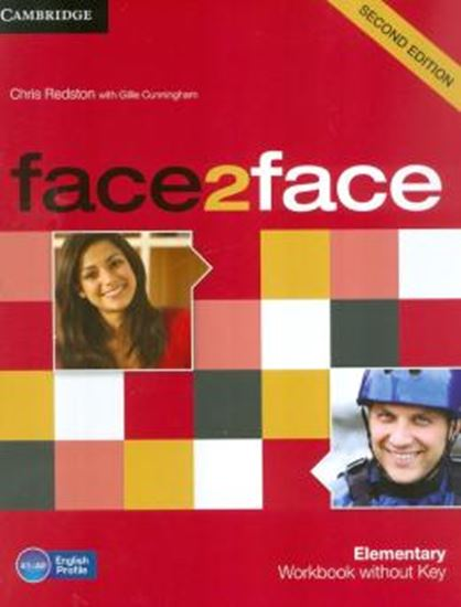 Picture of FACE2FACE 2ND EDITION ELEMENTARY WORKBOOK WITHOUT KEY - 2ND ED