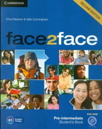 Picture of FACE2FACE PRE-INTERM SB W DVD-ROM - 2ND ED