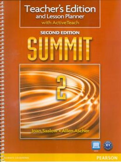 Picture of SUMMIT 2 TEACHERS EDITION WITH ACTIVE TEACH - SECOND EDITION