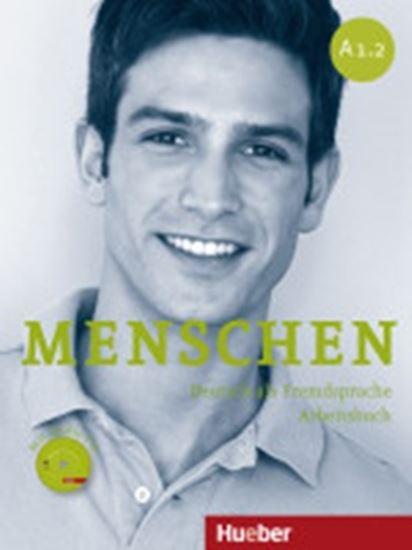 Picture of MENSCHEN A1/2 - ARBEITSBUCH MIT AUDIO-CD