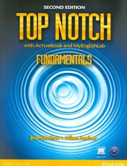 Picture of TOP NOTCH FUNDAMENTALS WITH ACTIVEBOOK AND MYENGLISHLAB - SECOND EDITION