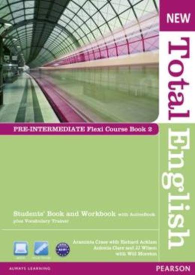 Picture of NEW TOTAL ENGLISH - PRE-INTERMEDIATE FLEXI COURSE BOOK 2