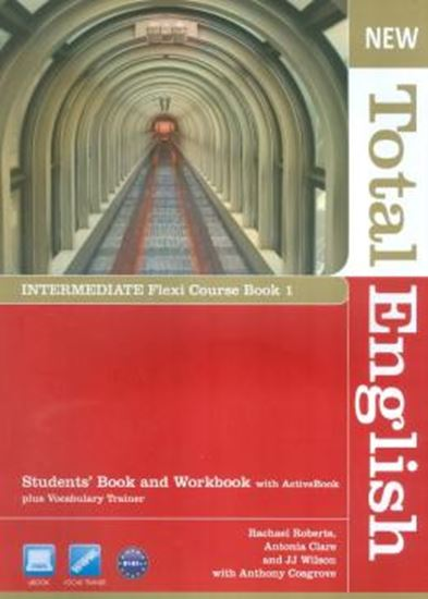 Picture of NEW TOTAL ENGLISH - INTERMEDIATE FLEXI COURSE BOOK 1