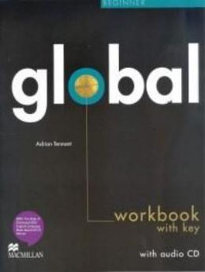 Picture of GLOBAL BEGINNER WORKBOOK + CD WITH KEY