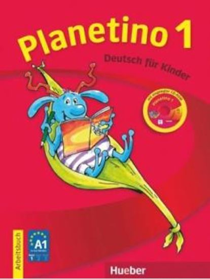 Picture of PLANETINO 1 ARBEITSBUCH MIT CD-ROM