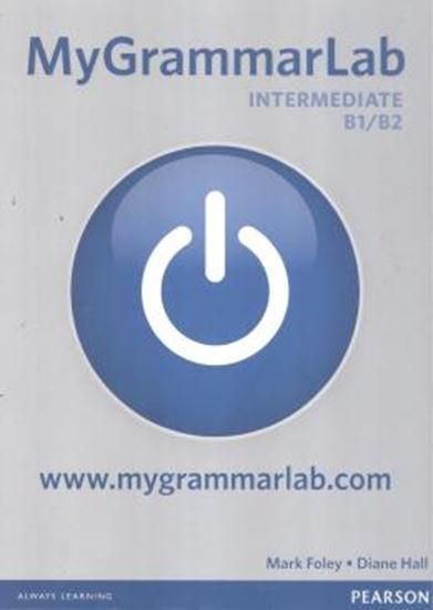 Picture of MY GRAMMAR LAB INTERMEDIATE - (B1/B2) STUDENT BOOK NO KEY AND MYLAB
