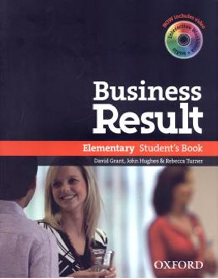 Picture of BUSINESS RESULT ELEMENTARY SB - WITH DVD-ROM