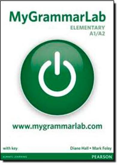 Picture of MYGRAMMARLAB ELEMENTARY WITH KEY AND MYLAB PACK