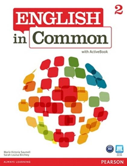 Picture of ENGLISH IN COMMON 2 - STUDENT BOOK WITH ACTIVEBOOK