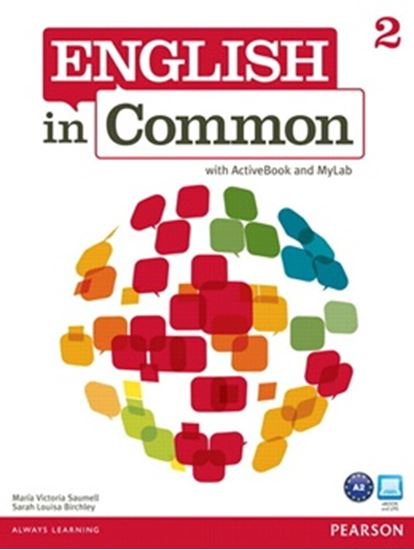 Picture of ENGLISH IN COMMON 2 WITH ACTIVEBOOK AND MYENGLISHLAB