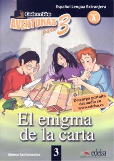 Picture of ENIGMA DE LA CARTA, EL