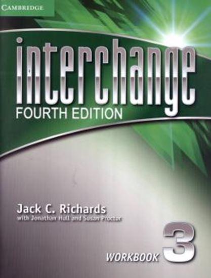 Picture of INTERCHANGE 3 WORKBOOK - FOURTH EDITION