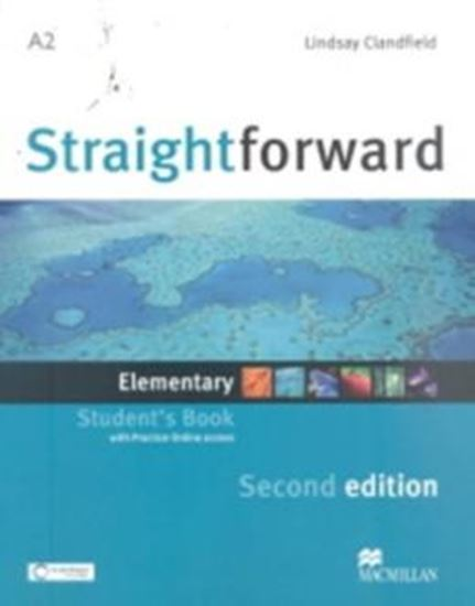 Picture of STRAIGHTFORWARD ELEMENTAR STUDENTS BOOK WITH WEBCODE- 2ND ED