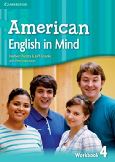 Picture of AMERICAN ENGLISH IN MIND 4 WORKBOOK