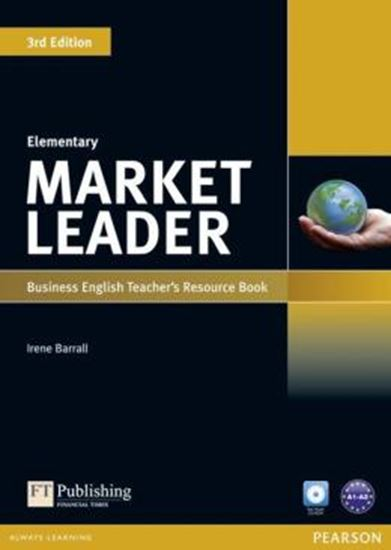Picture of MARKET LEADER - ELEMENTARY TEACHER S RESOURCE BOOK - THIRD EDITION